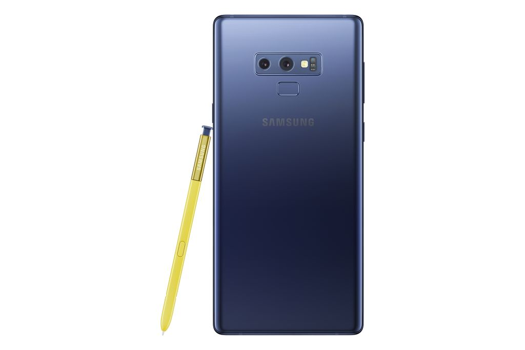 Samsung Galaxy Note9_Ocean Blue