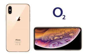 O2 Apple iPhone XS