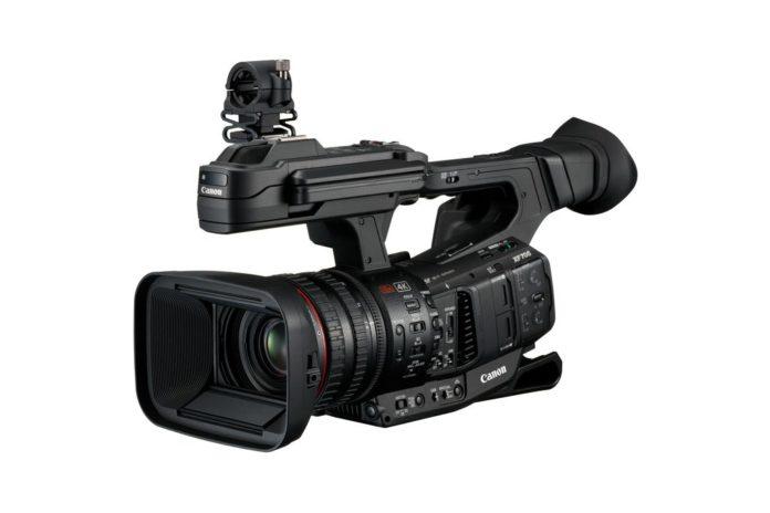 Videokamera Canon XF705