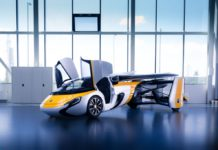 AeroMobil Car