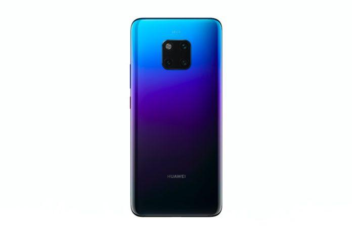 smartfón Huawei Mate 20 Pro