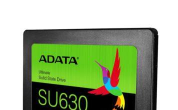 ADATA 3D QLC NAND SSD disk SU630