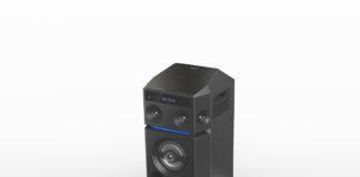 Party audiosystém Panasonic SC-UA30