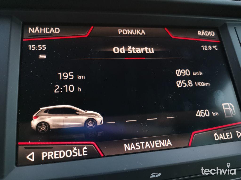 Seat Ibiza FR 1.5 Evo techvia.sk