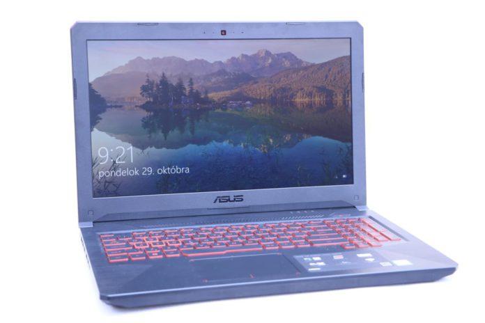 recenzia Asus FX504GM
