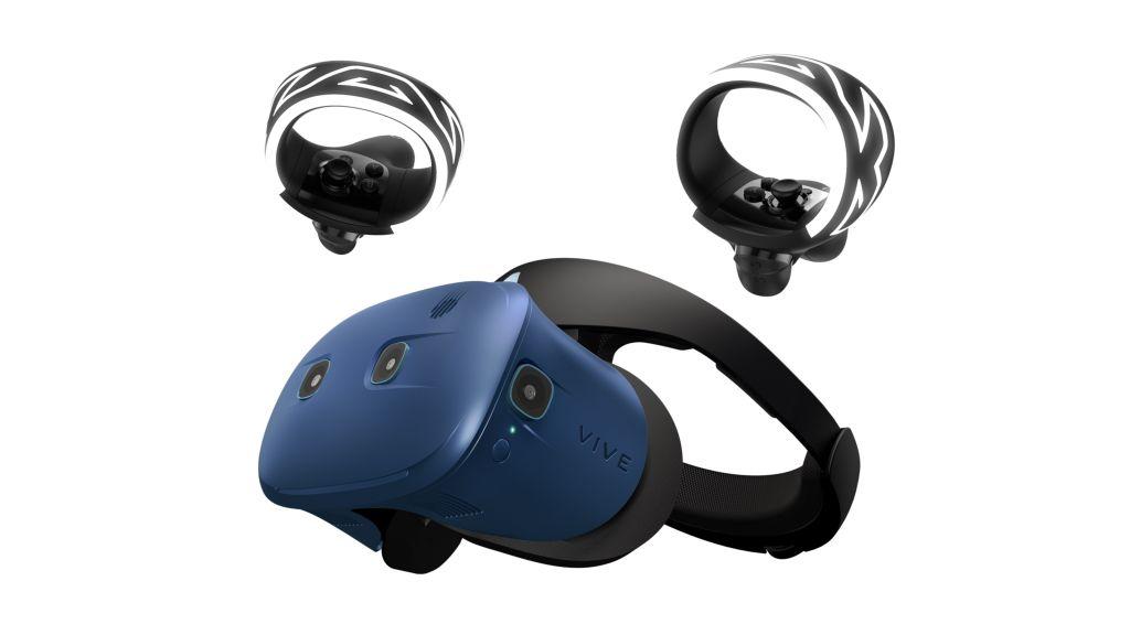 10dc1330a HTC nové VR. Absolútne pohodlie a jednoduché použitie je tým, čo záujemcom  o virtuálnu realitu umožní použiť ju kedykoľvek budú potrebovať.