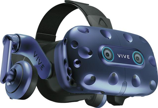 d854fdede HTC Vive Pro Eye umožní ovládanie virtuálnej reality pohľadom  realistickejšej prezentácie avatarov i zníženie nárokov na výkon PC.
