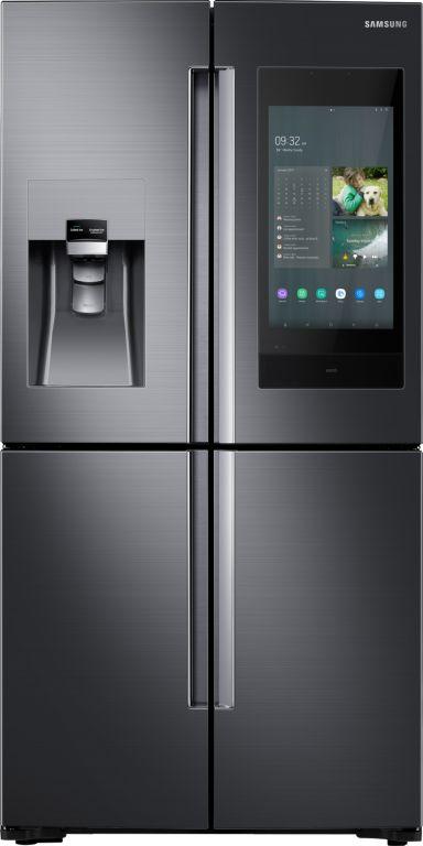 Samsung chladnička Family Hub RF22N9781SG