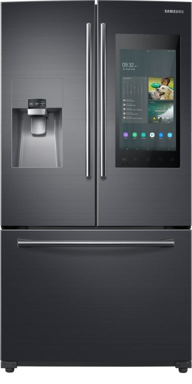 Samsung chladnička Family Hub RF265BEAESG