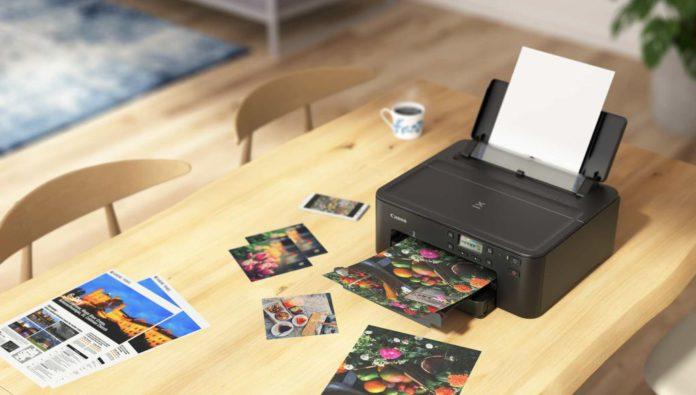 tlačiareň Canon PIXMA TS705