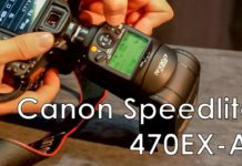 Video Recenzia – Canon Speedlite 470EX-AI