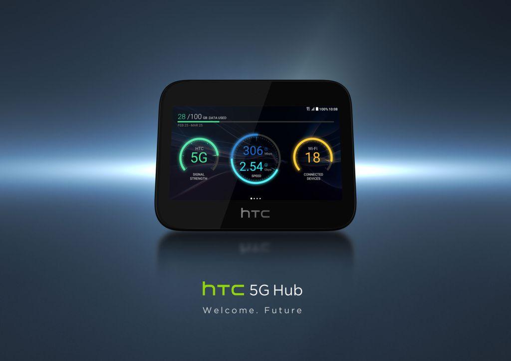 c0c9c3a9a HTC na veľtrhu MWC 2019 odhalilo prvý 5G Hub na svete - techvia.sk