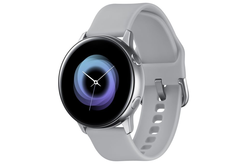 Samsung Galaxy Watch Active _Silver