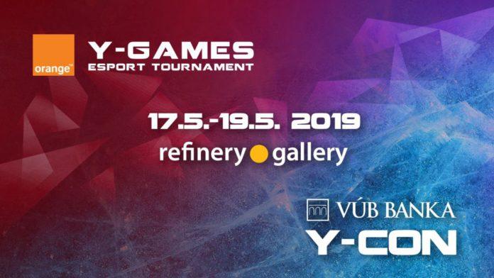 Orange YGames 2019