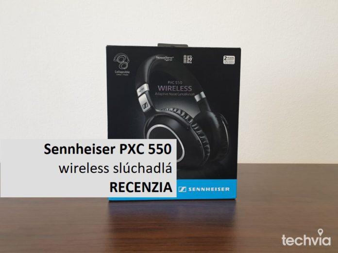 wireless slúchadlá Sennheiser PXC 550