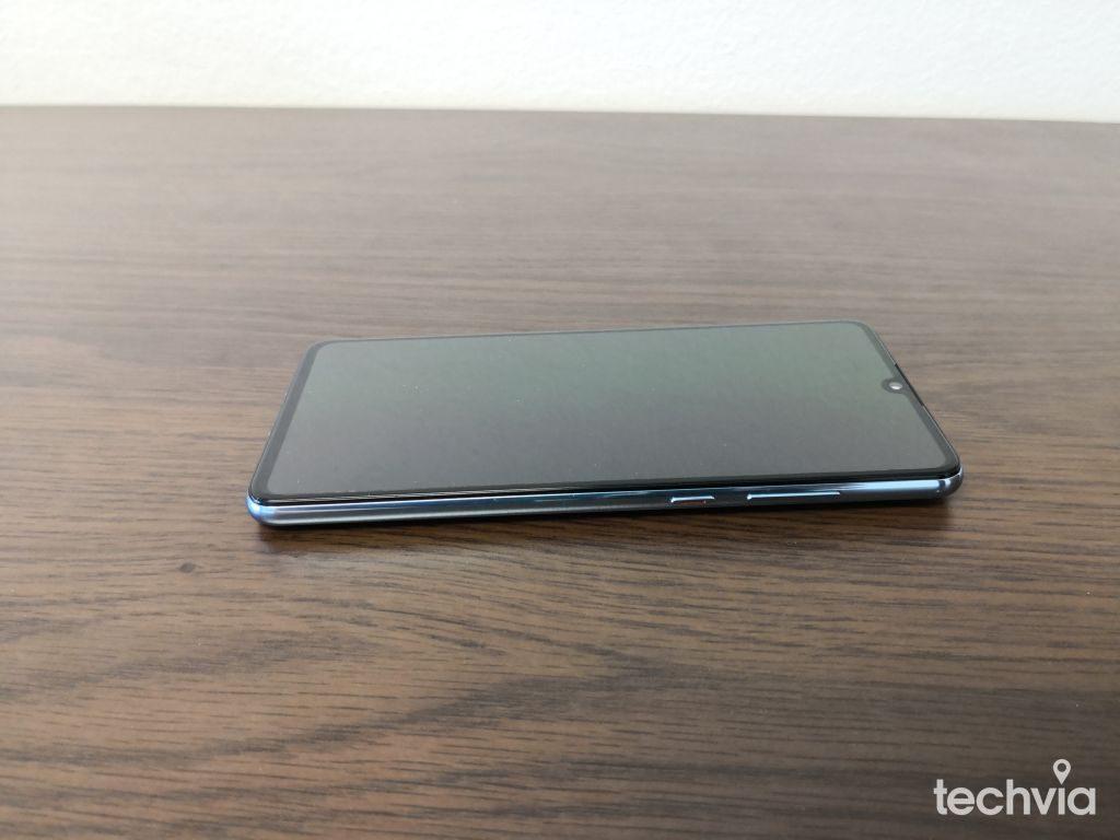 recenzia Huawei P30