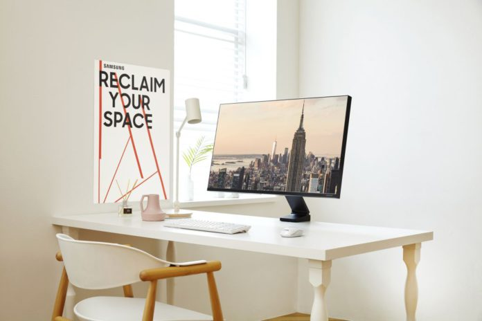 Samsung SpaceMonitor