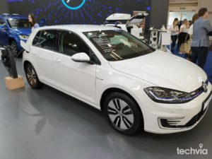 elektromobil e-GOLF