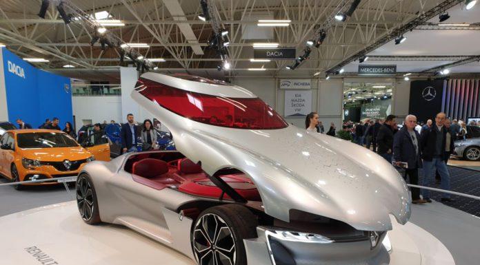 elektromobil Renault Trezor