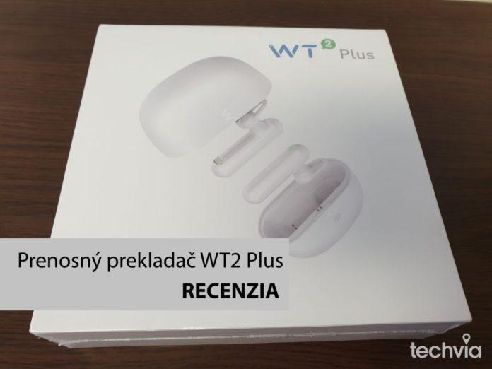 prekladač WT2 Plus
