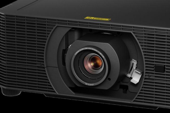 projektor Canon XEED 4K6021Z