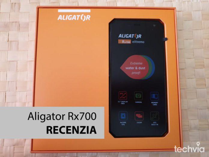 smartfón ALIGATOR RX700
