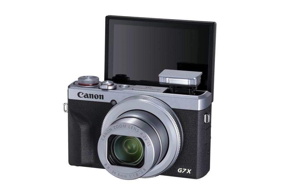 Funkcia HDR videa Canon PowerShot G7 X Mark III