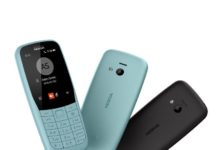 smartphone HMD Global Nokia 220 4G