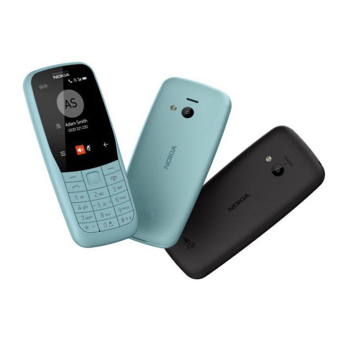 smartphone HMD Global Nokia 220 4G