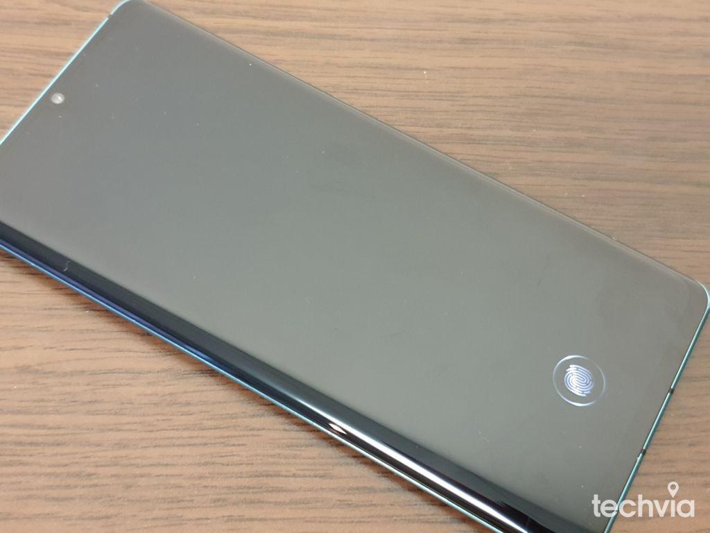 otlačok prsta Huawei P30 Pro
