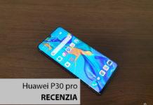 novinka telefón Huawei P30 Pro