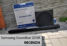 soundbar Samsung HW-Q70R