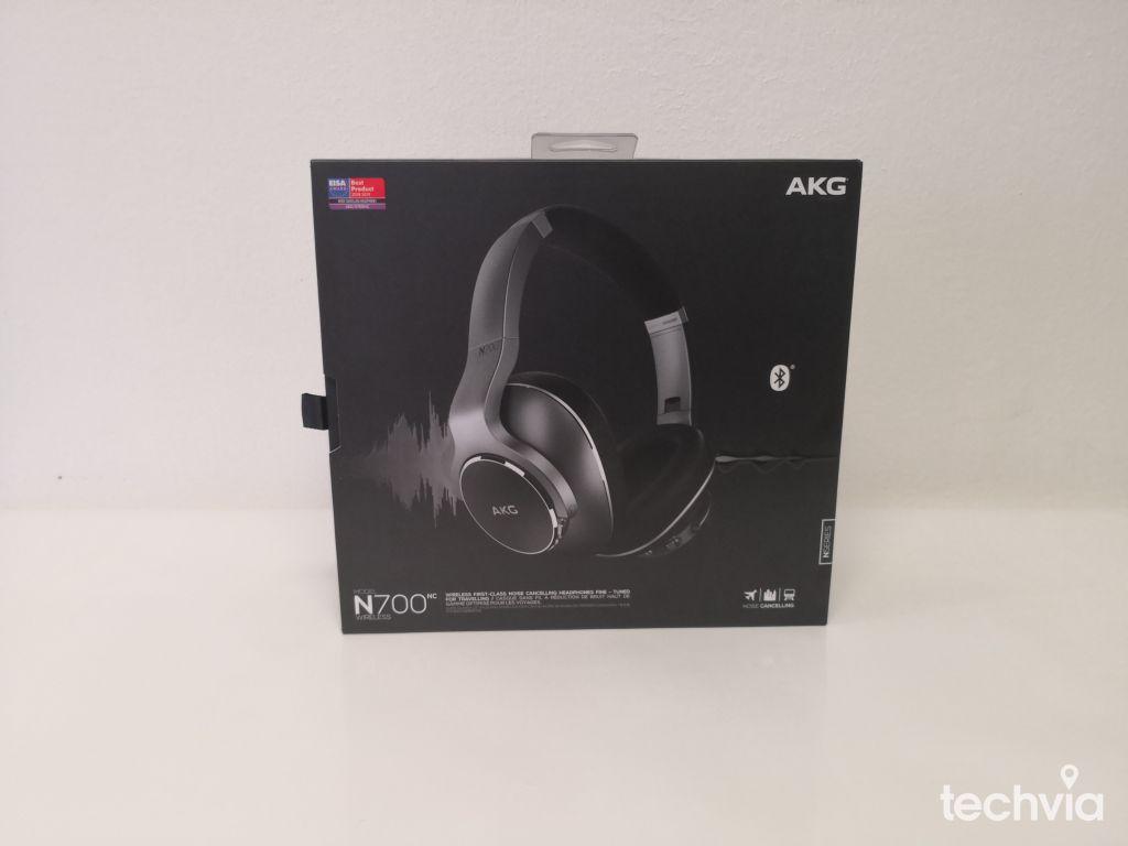Nové AKG N700NC slúchadlá