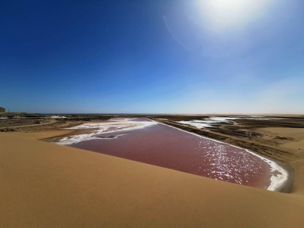 krajinka fotografia nasnimaná smartphone Huawei P30 Pro