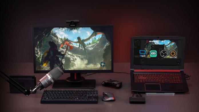 streamovacia sada Live Streamer 311 – BO311