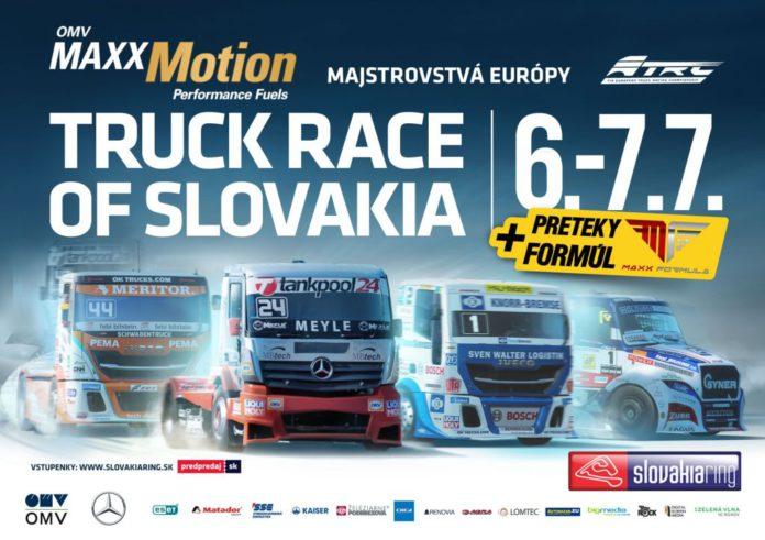 truck race of slovakia