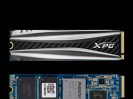 ADATA SSD XPG Gammix S50
