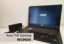 herný notebook Asus TUF Gaming FX705D