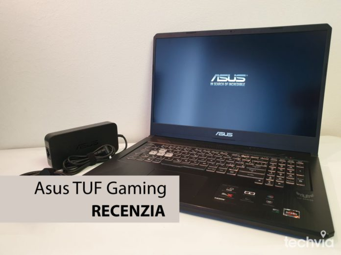 herný notebook Asus TUF Gaming FX705D