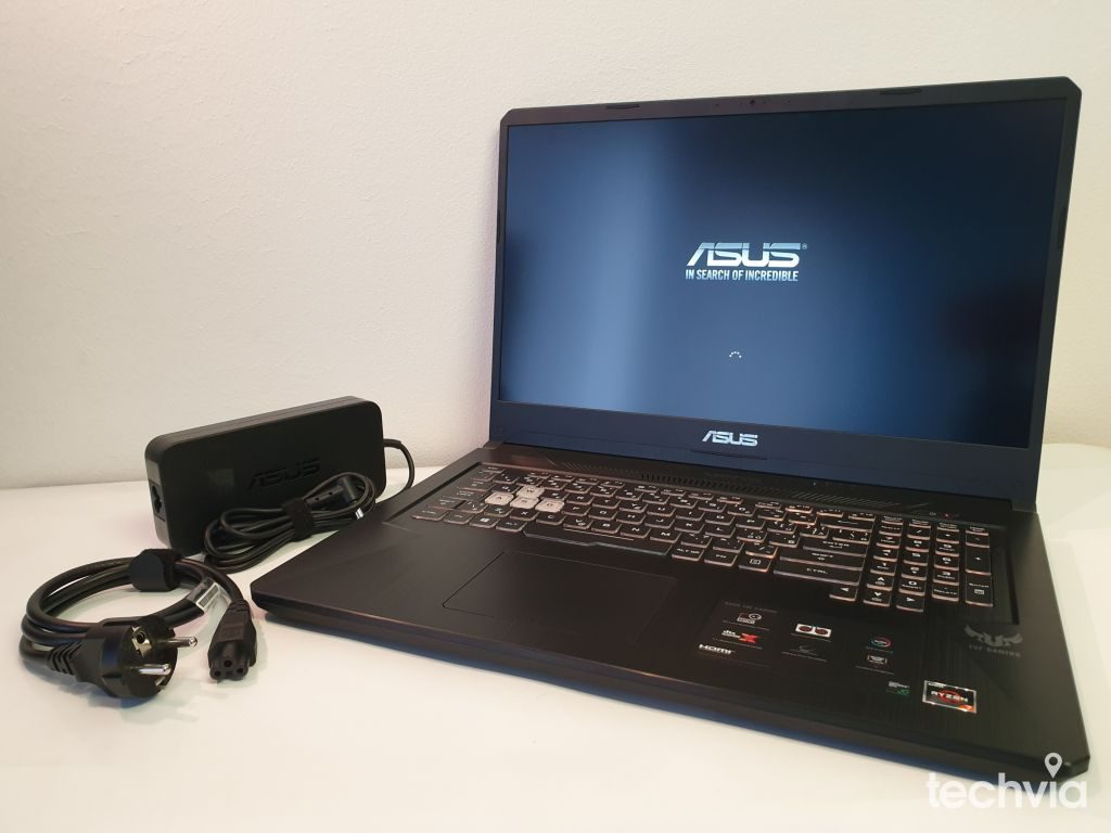 notebook Asus TUF Gaming FX705D
