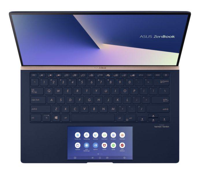 notebook Asus ZenBook 14 UX434