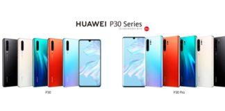HUAWEI_P30_Series_Family