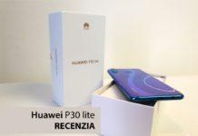 Recenzia - Test HUAWEI P30 lite