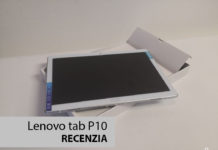 tablet Lenovo Tab P10