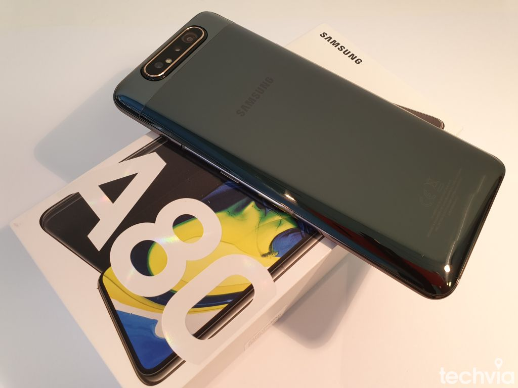 novinka SAMSUNG Galaxy A80