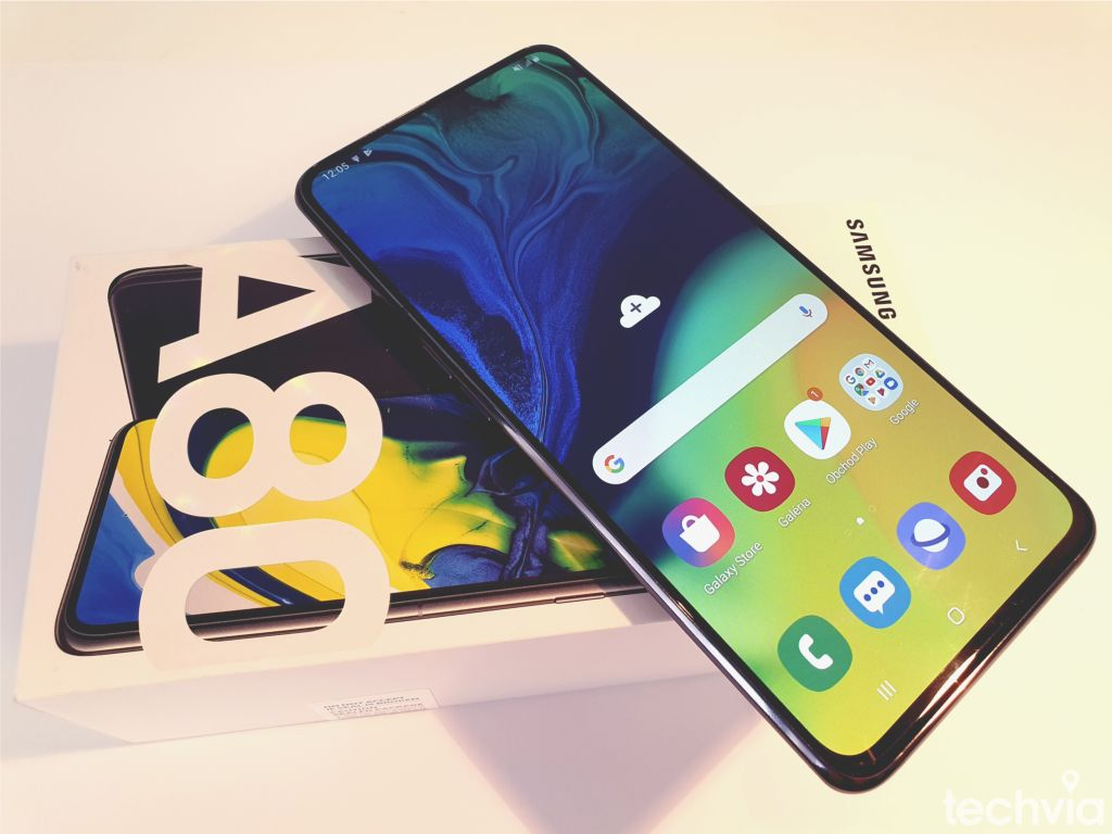 displej SAMSUNG Galaxy A80