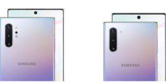 fotoaparát Samsung Galaxy Note10+ vs Note10
