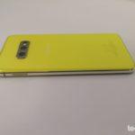Fingerprint Samsung Galaxy S10e