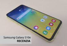 telefón Samsung Galaxy S10e