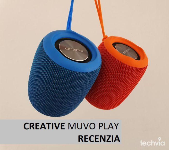 reproduktor CREATIVE MUVO PLAY
